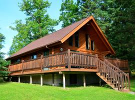 Deer lodge resort