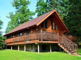 Deer lodge resort, Glendale (Near Voyageurs National Park)