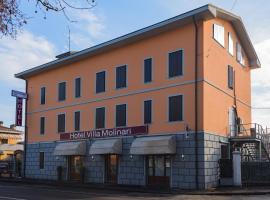 Hotel Villa Molinari, Collecchio (Lemignano yakınında)
