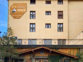 Hotel Roca, Alp (Escardacs yakınında)