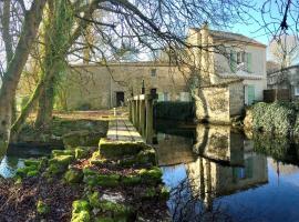 Moulin de la Fosse Gites - Studio 1, Coivert (рядом с городом Boisserolles)