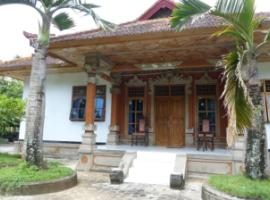 Homestay Desa Wisata Blimbingsari, Jembrana (рядом с городом Banyubiru)