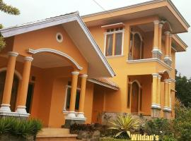 Wildan Homestay, Mangun (рядом с городом Karangtengah)
