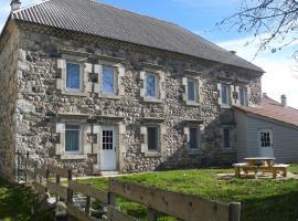 L'Arbrassous, Usclades (рядом с городом Le Roux)