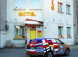 Hotel Erfolg, Daugavpils