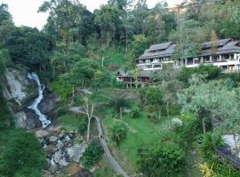 Kangsadarn Resort and Waterfall, Pong Yaeng