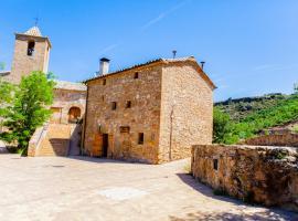 El Mirador de la Torra, Lleida (La Baronia de Rialb yakınında)