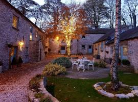 Haddon Grove Farm Cottages, Бэйквэлл (рядом с городом Ashford)