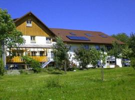 Wohnung-4-Morgensonne, Lindau (Hohenweiler yakınında)