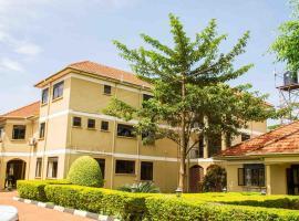 The Dove's Nest Hotel, Гулу