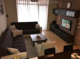Redon's City Center Apartment