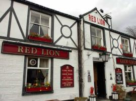 The Red Lion Inn & Restaurant, Prestatyn