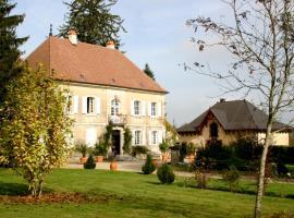 Château Bel-Air, Villers-Farlay (рядом с городом Écleux)