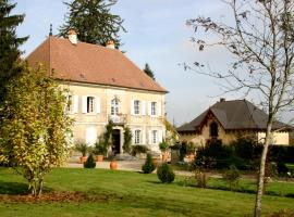 Château Bel-Air, Villers-Farlay (рядом с городом Port-Lesney)