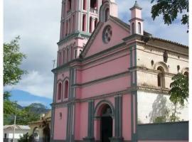 LA JAGUA HUILA Hostal, Jagua (Garzón yakınında)