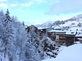 Les portes du Mont Blanc, Флюме