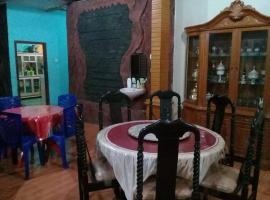 Penginapan Bunda Mandiri, Painan (рядом с городом Tarusan)