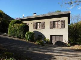 House Gîte du riou, Miglos (рядом с городом Capoulet-et-Junac)