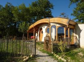 House Maison hobbit, Limbrassac (рядом с городом Dun)