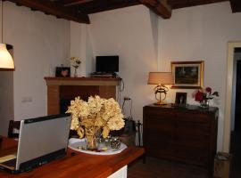 Casa Anna, Sassofortino (Roccatederighi yakınında)