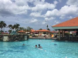 La Cabana, Palm-Eagle Beach