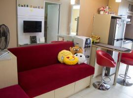 Green Bay Pluit Apartment - Indra