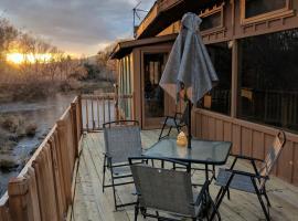 Billingsley Creek Cabin, Hagerman