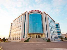 Duzdag Hotel, Nahçıvan (Badashkhan yakınında)