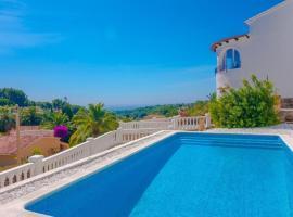 Holiday home Benissa/Costa Blanca 27721, Benissa (Pedramala yakınında)