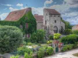 La Maison du Prince de Condé, Charroux-d'Allier (рядом с городом Saint-Germain-de-Salles)