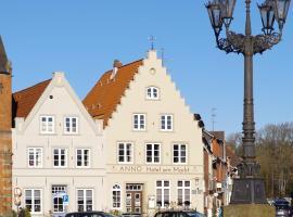 Hotel Restaurant Anno 1617, Glückstadt