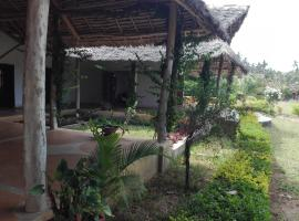 Pilipili House, Занзибар (рядом с регионом Saadani National Park)