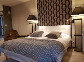 Suite Hôtel La Loggia By M Spa, Deauville