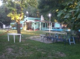 """Casa quina """"Lo De Mauro"""", Rosario (Gobernador Gálvez yakınında)"""