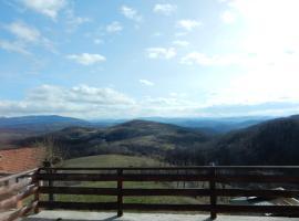 Panorama Lomnica