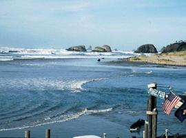 Webb's Scenic Surf, Cannon Beach