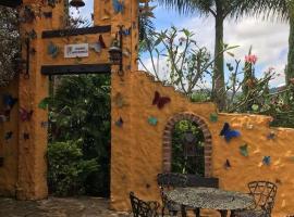 Hotel Ecoturistico Balcon de las Heliconias, La Cumbre