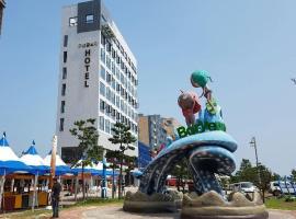Hotel Wooyeon Flora, Boryeong