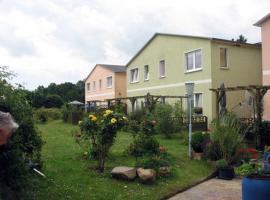 Ferienwohnung an der alten Muehle, Blieschow (Lancken-Granitz yakınında)