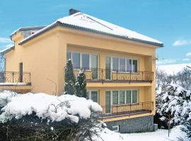 Haus Smetanova 100W, Jablonné nad Orlicí (Mistrovice yakınında)