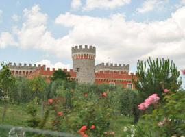 Hotel Castello Torre in Pietra, Montefusco (Venticano yakınında)