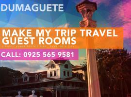 Guest Rooms Near Silliman University Medical Center Dumaguete, ドゥマゲティ