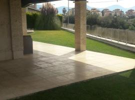 Four Bedroom Villa with Private Pool in Gazella Site