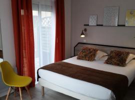 Amadour Hôtel, Rocamadour