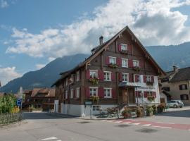 Gasthof Rössle, Nenzing (Schlins yakınında)