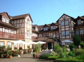 Hotel Burg-Mühle, Gelnhausen