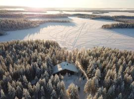 Villa Iglu, Alakitka (рядом с городом Mourujärvi)