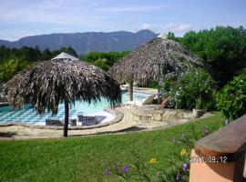 Mi Vista Mountain Resort, Jarabacoa (Sabaneta yakınında)