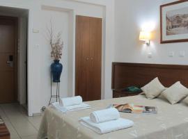 Hotel Solomou, Ateena