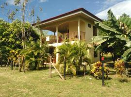 Casa de descanso Familia Salinas Acosta., Zapote (Puerto Humo yakınında)